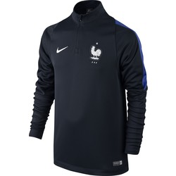 Sweat zippé Equipe de France FFF 2016