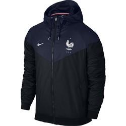 Coupe-vent équipe de France FFF bleu 2016