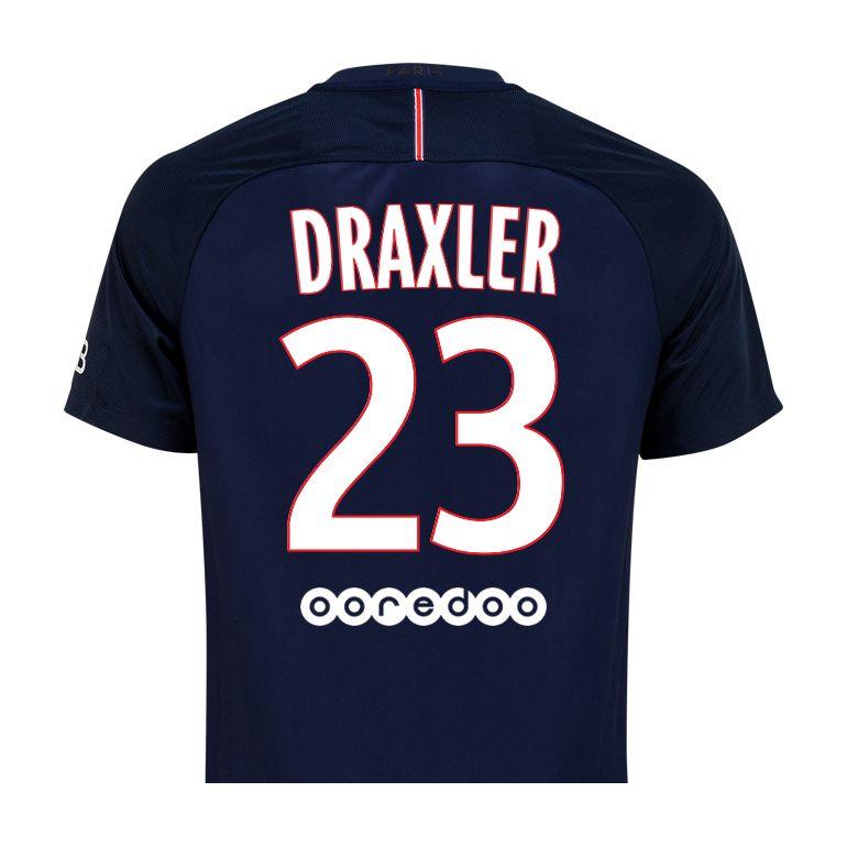 Maillot Draxler PSG domicile 2016 - 2017