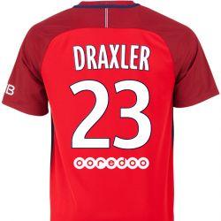 Maillot Draxler PSG extérieur 2016 - 2017