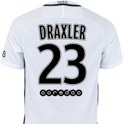 Maillot Draxler Third junior PSG 2016 - 2017