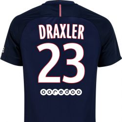 Maillot junior Draxler PSG extérieur 2016 - 2017