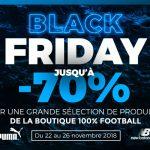 Black Friday : Des offres jusqu'à -70% !