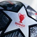 Nouveau ballon Finale Ligue des Champions 2021