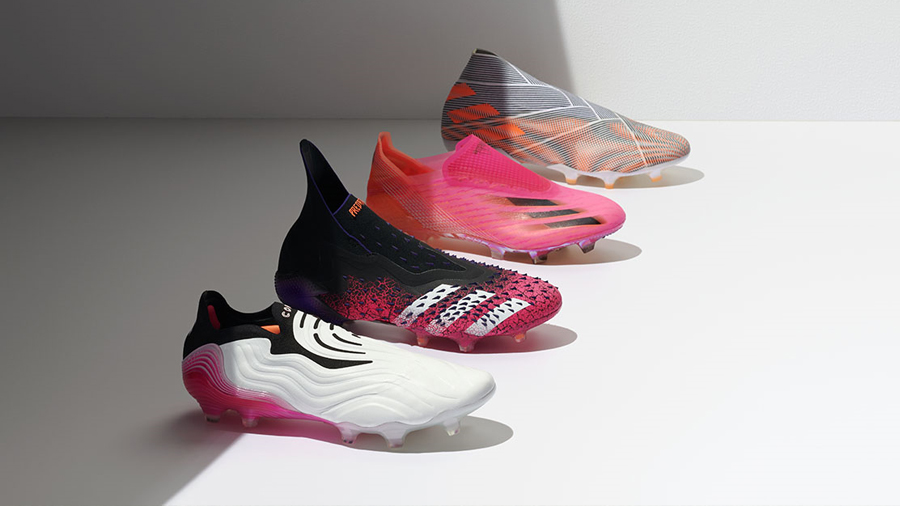 Nouveau pack «Superspectral» par adidas !