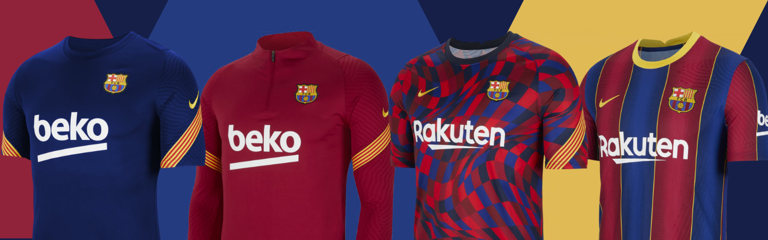 Collection FC Barcelone 2020/21